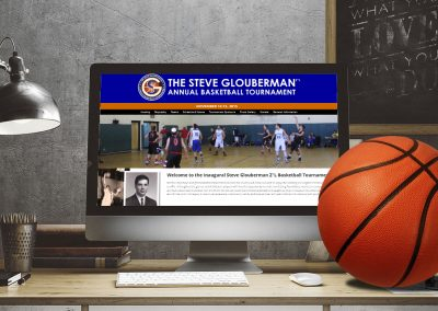 Steve Glouberman Basketball Tournament