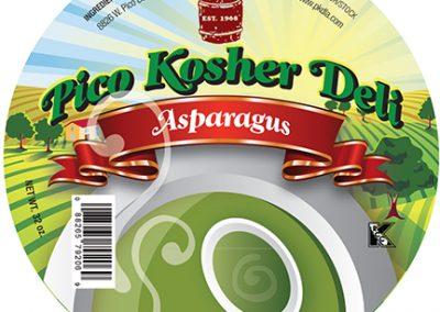 Pico Kosher Deli Asparagus