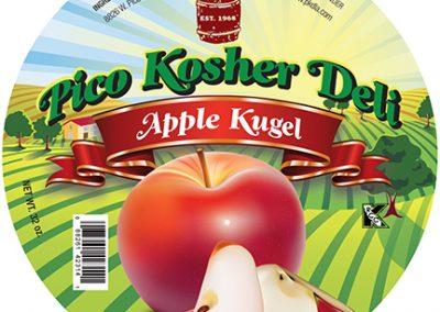 Pico Kosher Deli Apple Kugel