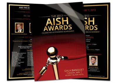 AISH Banquet Invitation