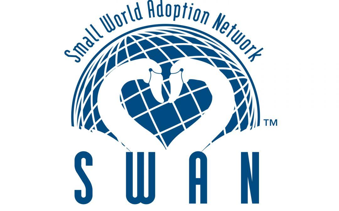 SWAN: Small World Adoption Network
