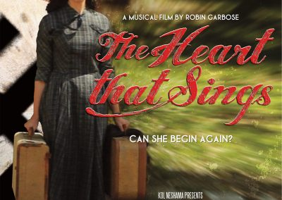 The Heart That Sings Poster