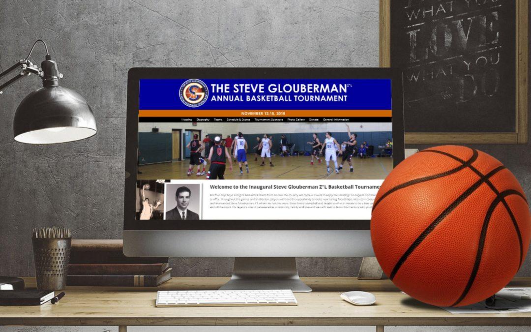 Steve Glouberman Basketball Tournament