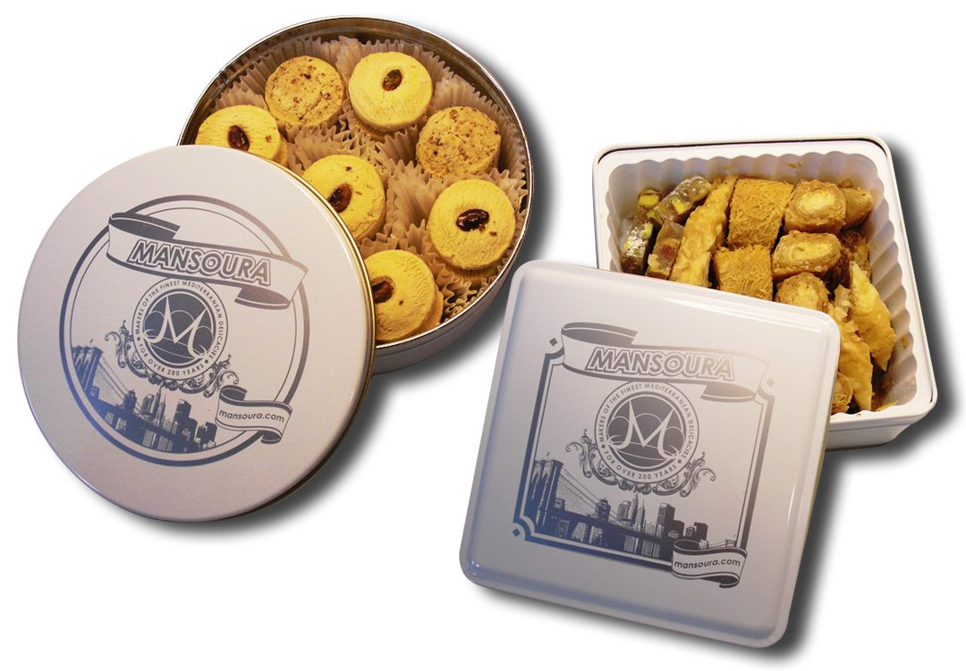 Mansoura Pastry Tins
