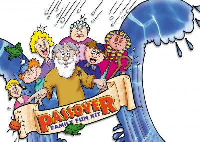 Passover Family Fun Kit